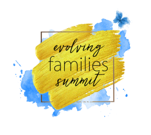 Evolving Families Summit logo
