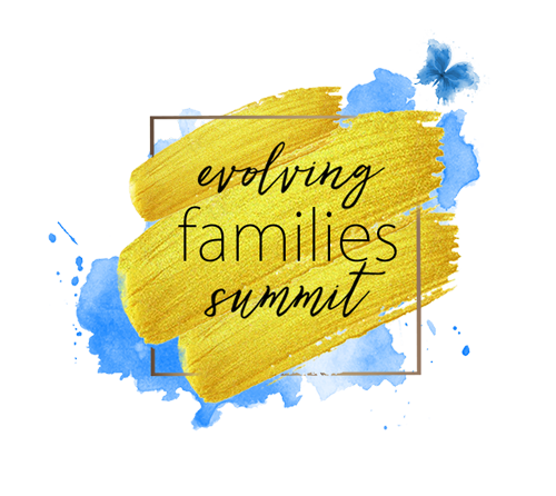 Evolving Families Summit logo