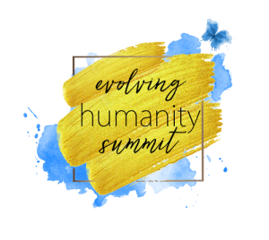 evolving humanity summit logo