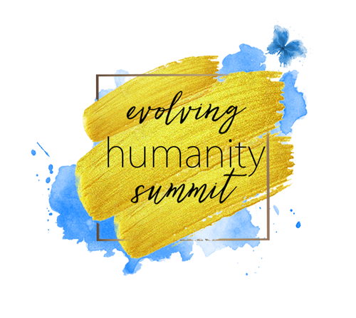 evolving humanity summit logo