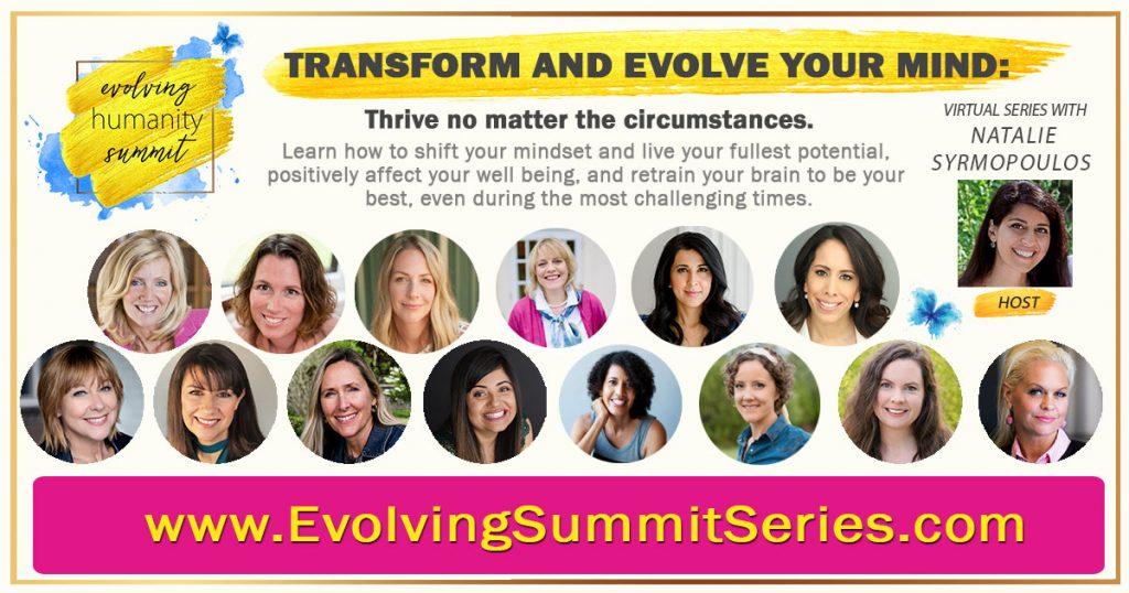 evolving humanity summit banner