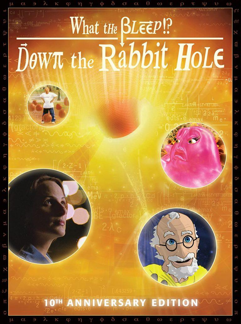 dvd what the bleep rabbit hole