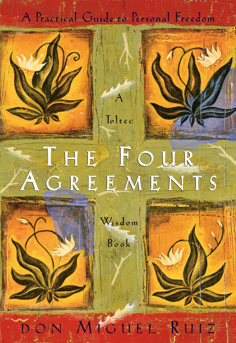 the four agreements book cover