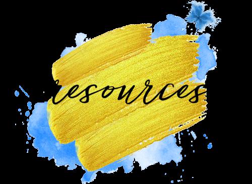 Resources heading
